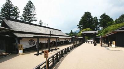 Hakone là thiên đường du lịch đáng đến ở Nhật Bản