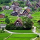 Shirakawa-Go và cả Gokayama là những di sản văn hóa nổi tiếng ở Nhật Bản