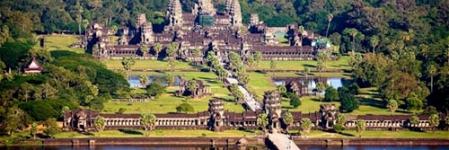 Tour Du lịch Campuchia 4N3D Vietravel ( Bằng xe )