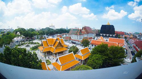 """1 ngày vivu """"thả ga"""" khám phá nhịp sống Bangkok với cách riêng"""