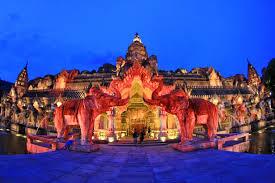 Điểm vui chơi hấp dẫn, lôi cuốn ở Phuket, Thái Lan