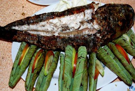 Về Miền Tây Nam Bộ thưởng thức các món nướng dân dã
