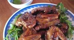 Đến miền Tây, nhớ thưởng thức món thịt cúm núm