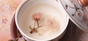 Các món ăn ở Nhật Bản từ hoa anh đào