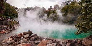 Tận hưởng trọn vẹn nét đẹp của núi Dương Minh