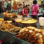 Top khu chợ đêm lý tưởng về ẩm thực ở Đài Loan