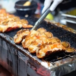 Thưởng thức các món ăn Hàn Quốc của chàng trai ở Sài Gòn