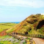 Những hòn đảo đẹp ở Hàn Quốc hút khách