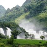 Tổng hợp những thác nước đẹp ở dưới chân núi Fansipan