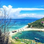 Hút mắt cùng 5 con đường nằm ở giữa biển tuyệt đẹp ở Việt Nam