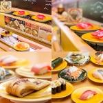 Thưởng thức chuỗi nhà hàng sushi băng chuyền ngon mà rẻ ở Nhật