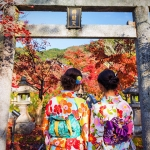 Bật mí cách chọn trang phục đi du lịch Nhật vào mùa thu