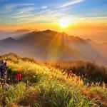 Top điểm đẹp mê hồn nên đến ở Đài Loan khi thu đến