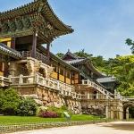 Hòa mình vào công viên tuyệt đẹp ở Hàn Quốc